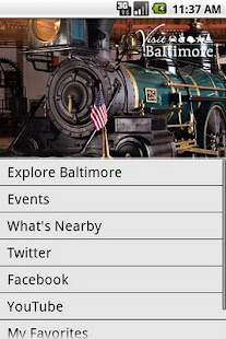 Visit Baltimore - screenshot thumbnail