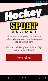 Sportbladet Hockey - screenshot thumbnail