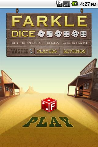 Farkle Dice - Free- screenshot