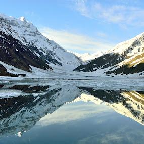 Lake SAIF-UL-MALOOK, PAKISTAN. by Arsalan Sandhila - Landscapes Mountains & Hills