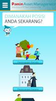 Screenshot of PAM Mobile