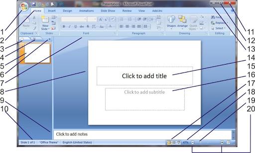 【免費教育App】PowerPoint 2007 Reference-APP點子