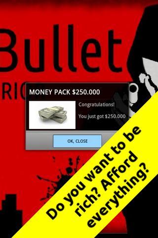 Last Bullet Money Pack