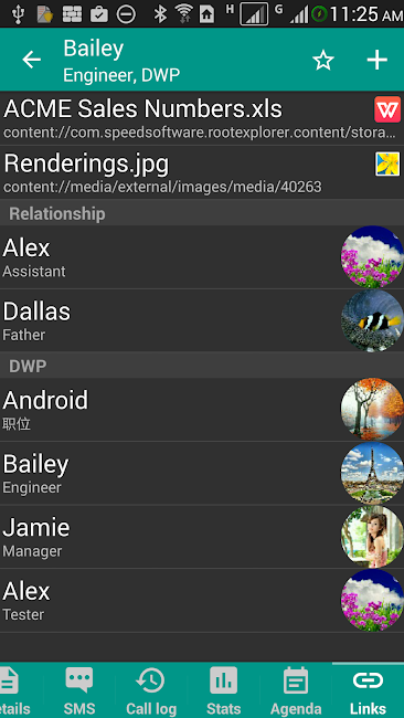 #5. DW Contacts & Phone & Dialer (Android)
