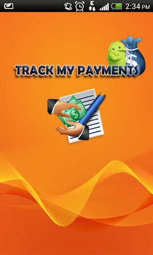 Track My Payments