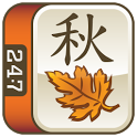 Fall Mahjong icon