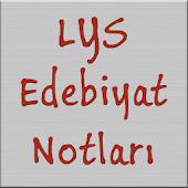 LYS Edebiyat Notları