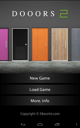 無料冒险AppのDOOORS2 - room escape game -|記事Game
