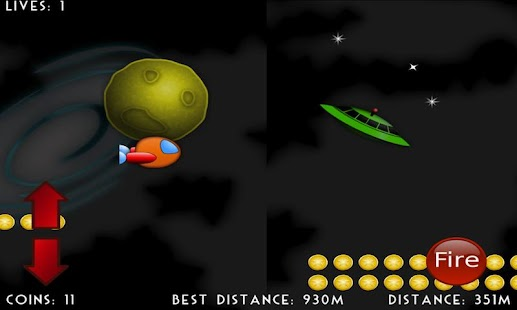 Space Blaster- screenshot thumbnail
