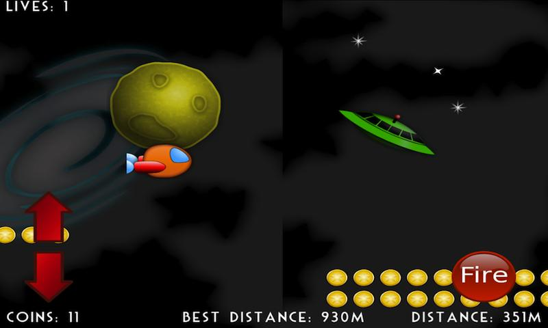 Space Blaster- screenshot
