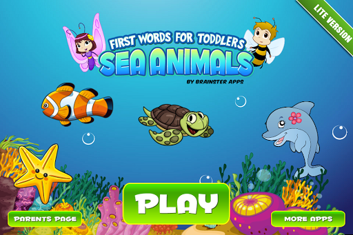 Sea Animals Ocean Creatures