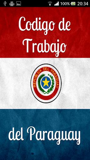 Código del Trabajo Paraguay