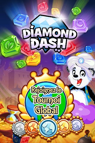 android Diamond Dash Screenshot 8