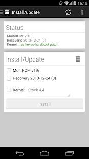 玩免費工具APP|下載MultiROM Manager app不用錢|硬是要APP