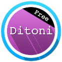 Ditoni Free - Icon Pack icon