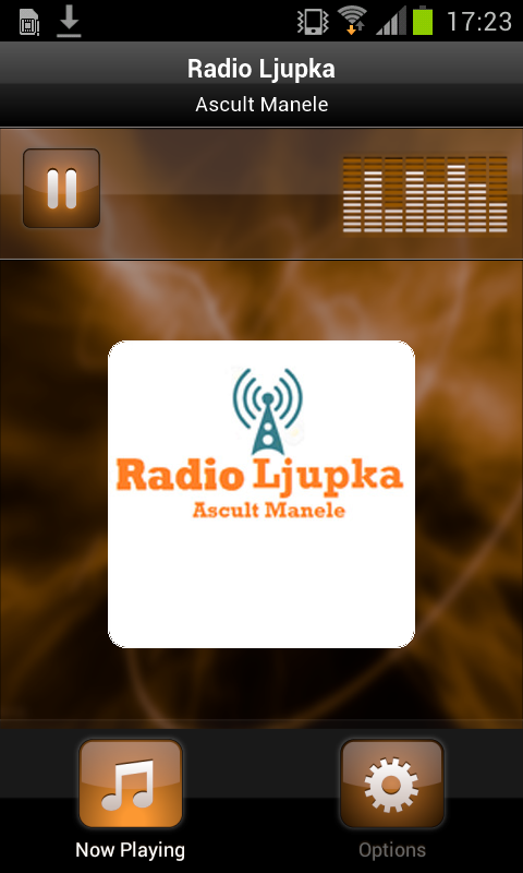 Radio Ljupka- screenshot