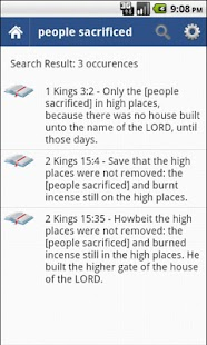 KJV Bible Offline - screenshot thumbnail