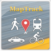 Map Track  GPS real time track