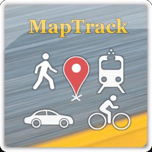 MapTrack  GPS real time track