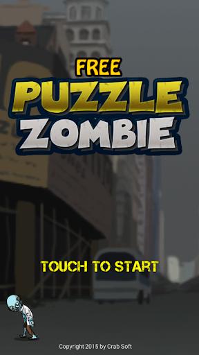 Puzzle Zombie Free