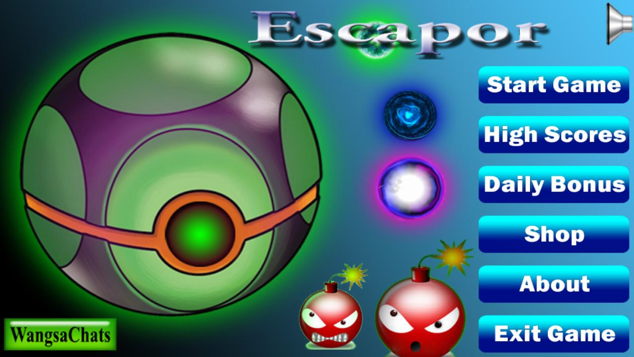 Escapor - screenshot