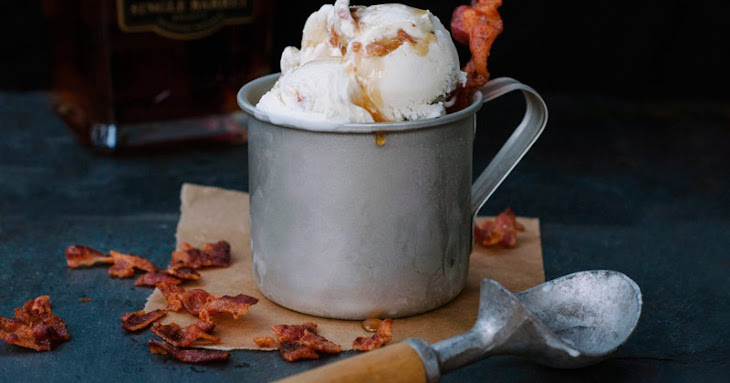 How Jack Daniel'S Single Barrel Makes the Best Bacon Ice Cream Recipe