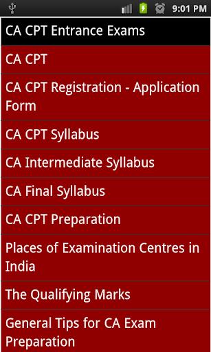 crack ca exam 2015