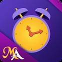 MagicClock logo