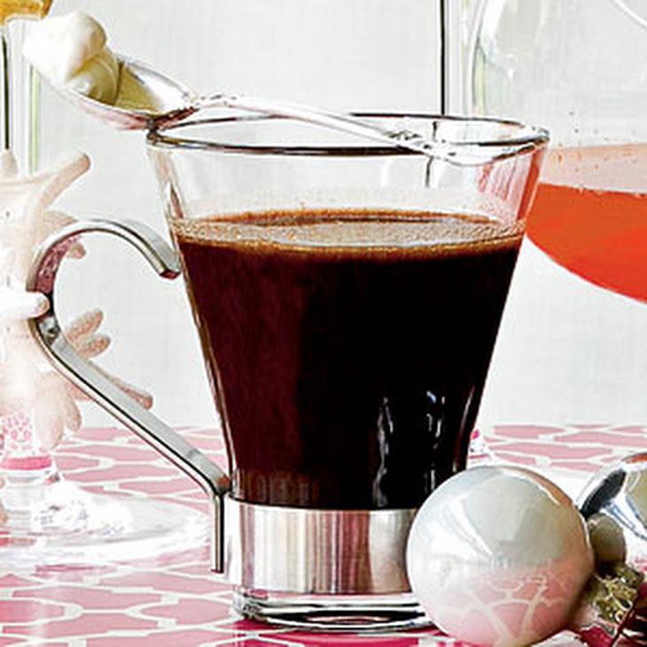 Christmas Eve Hot Chocolate Recipe