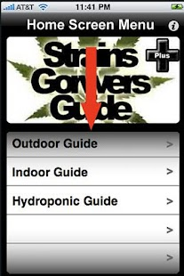 Strains Growers Guide Plus - screenshot thumbnail