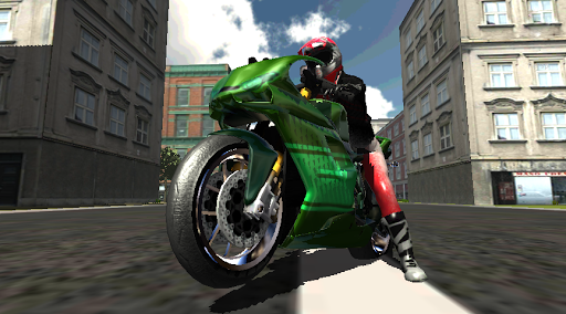 Death moto city racing 3D bike