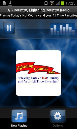 LIGHTNING COUNTRY RADIO