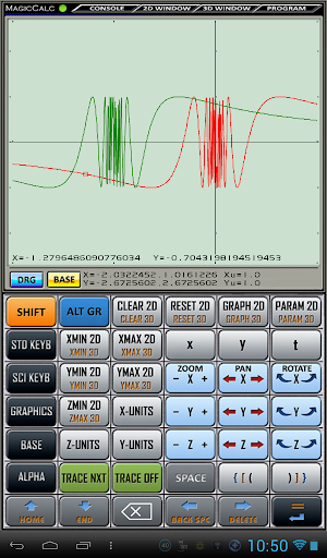 MagicCalc Lite Graphing Calc