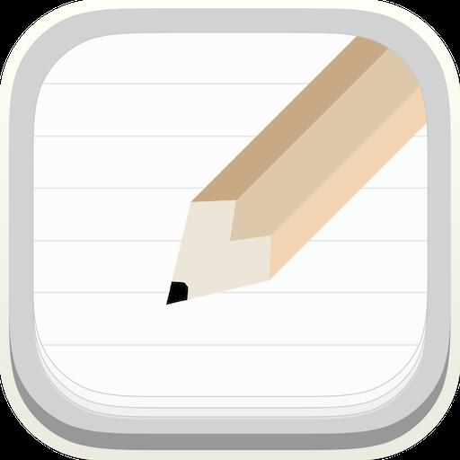 メモ帳無料アプリ LOGO-APP點子