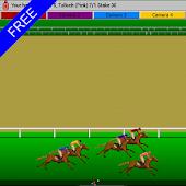 Flat Race Horse Racing