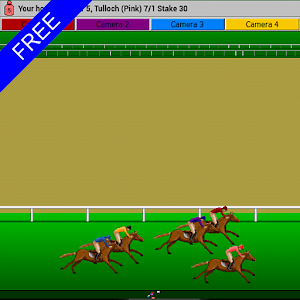 Flat Race Horse Racing for PC and MAC