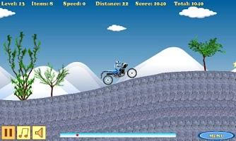 Screenshot of Motorbike Rider