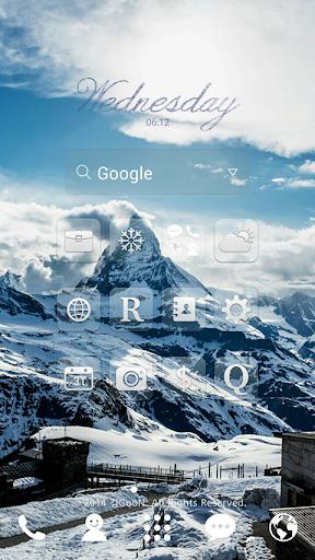 Matterhorn Swiss ドドルランチャーテーマ