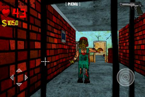 I Love Zombies FREE- screenshot