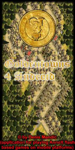 Goldentowns 4 Android OFFICIAL