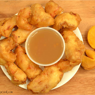 Chinese Chicken Fingers Recipe