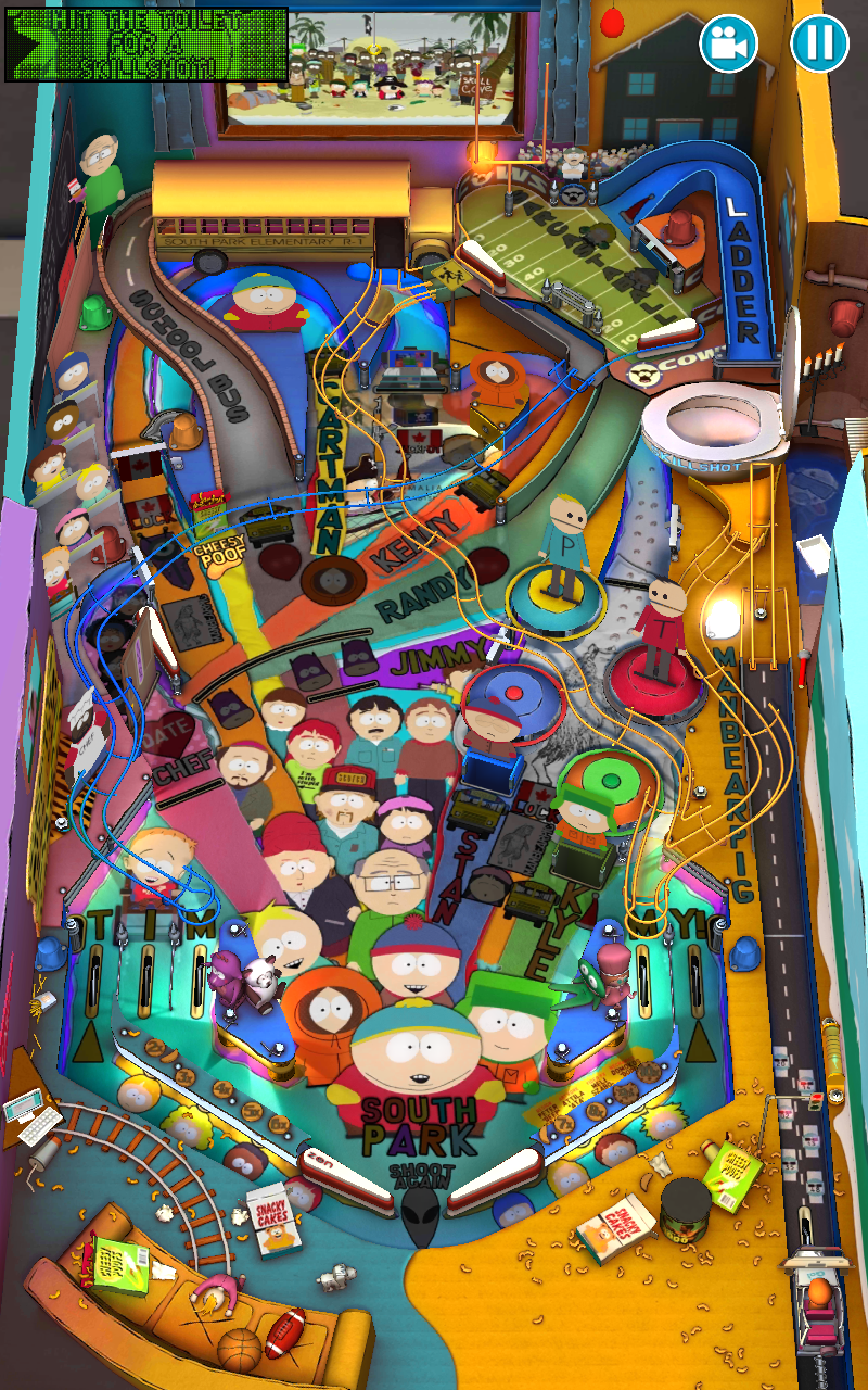 South Park™: Pinball screenshot #1