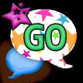 GO SMS THEME/CrazyStarsCPK