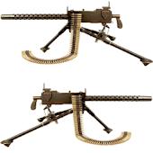 Browning M1919 Gun