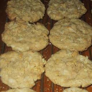 Crunchy Drop Cookies