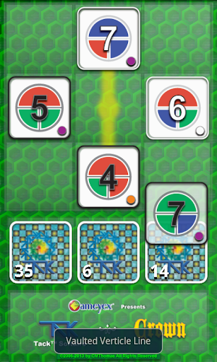 【免費紙牌App】Tack™ Solitaire - Crown Trial-APP點子