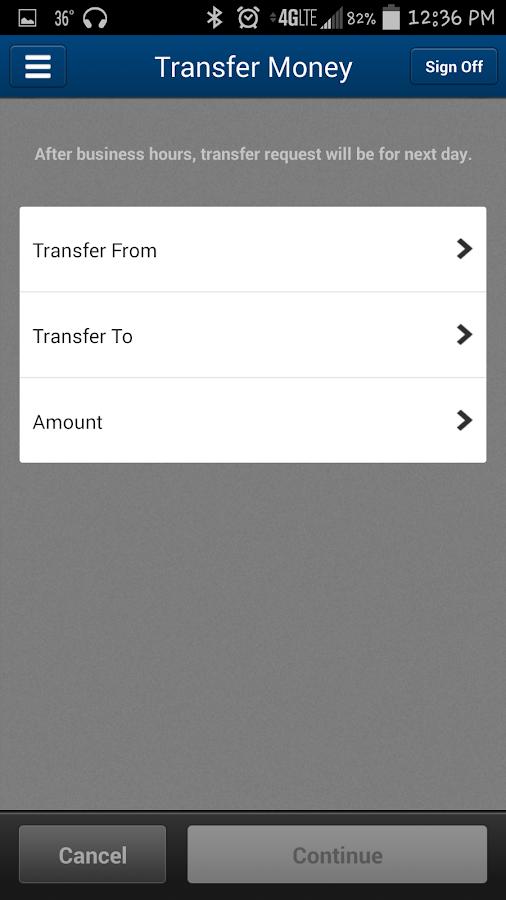 Bank of Monticello, MO - screenshot