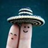 無敵切手指