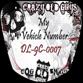 My Vehicle Number