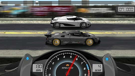 Drag Racing 1.7.61 MOD (Unlimited Money/Unlocked) 4